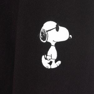 T-shirt met ronde hals PEANUTS VANS