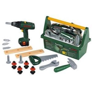 Caisse à outils Bosch : Perçeuse KLEIN