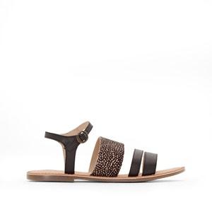 Skórzane sandały Divatte KICKERS