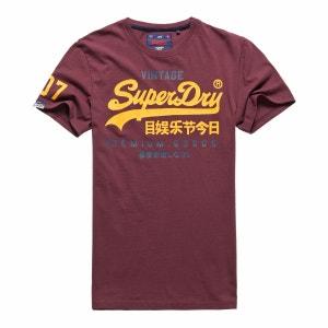 T-Shirt Premium Goods Duo Tee SUPERDRY