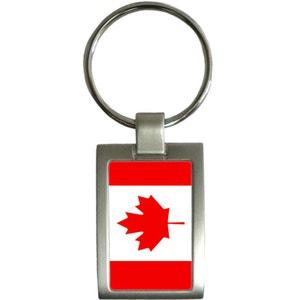 Porte clef Canada by Cbkreation CBK