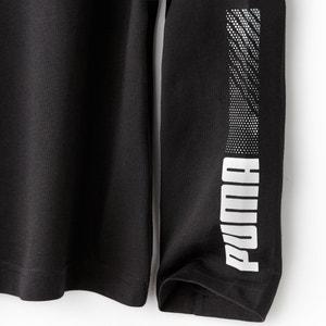 Long-Sleeved Cotton T-Shirt PUMA