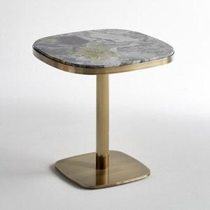 Lixfeld Marble Pedestal Table AM.PM.