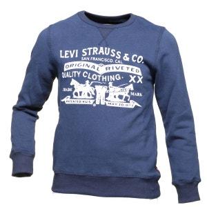 Sweat garçon Levis N91501j 04 Marine LEVI'S