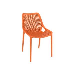 Chaise design  Orange Max DECLIKDECO