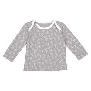 Camiseta estampada de pájaro 0 meses - 2 años, Oeko Tex La Redoute Collections
