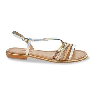 Leren sandalen Holidays LES TROPEZIENNES PAR M.BELARBI