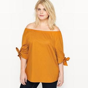 Short-Sleeved Blouse CASTALUNA