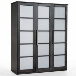 Armoire 3 portes, dressing, pin, H180 cm, Bolton La Redoute Interieurs