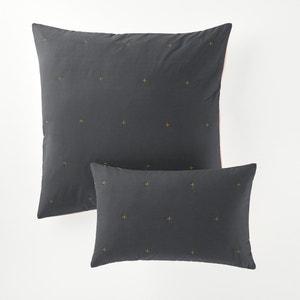 Federa per cuscino o guanciale bicolore, Floki La Redoute Interieurs