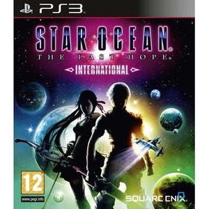 Star Ocean : The Last Hope : INTERNATIONAL PS3 SQUARE ENIX