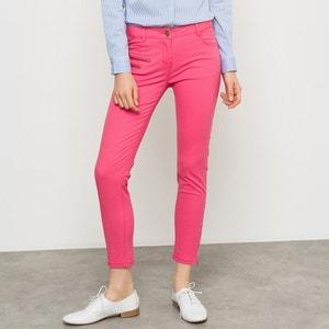 Pantaloni 7/8 con cerniera La Redoute Collections