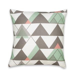 Federa per cuscino, motivi geometrici, Odina. La Redoute Interieurs