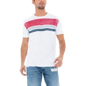 T-shirt slim fit imprimé SALSA