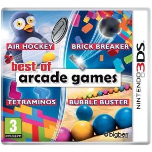 Best of Arcade Games pour 3 DS BIG BEN