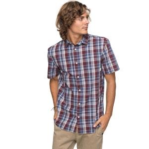 Chemise à manches courtes Everyday Check QUIKSILVER