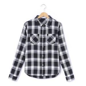 Camisa a cuadros 10-16 años R pop