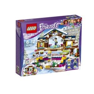 LEGO® 41323 Friends TM : La patinoire de la station de ski LEGO