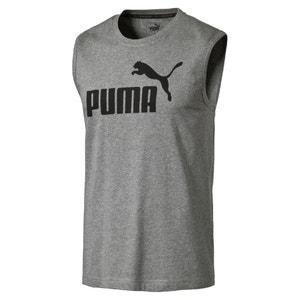 Camiseta sin mangas de punto, con cuello redondo PUMA