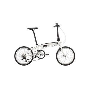 Verge P9 - Vélo pliant - blanc TERN