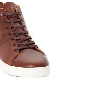 Zapatillas de caña alta de piel HESPAL KOST