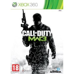 Call of Duty : Modern Warfare 3 XBOX 360 ACTIVISION