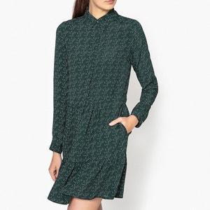 O vestido estampado ELSA TETRIS JOLIE JOLIE PETITE MENDIGOTE