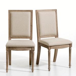 Chaise style Louis XVI (lot de 2), Nottingham La Redoute Interieurs