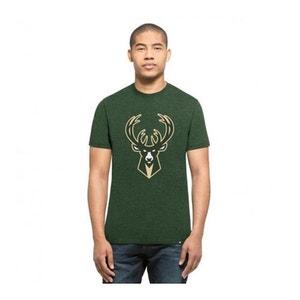 T-shirt Milwaukee Bucks NBA TEE CLUB 47 BRAND