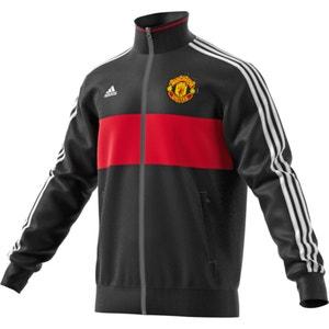 Chaqueta con cremallera y cuello alto Manchester United ADIDAS