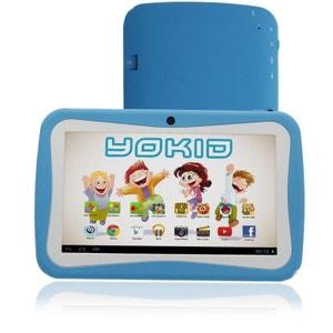 Tablette tactile enfant YOKID quad core 7 pouces Android 5.1 Bleu Yonis