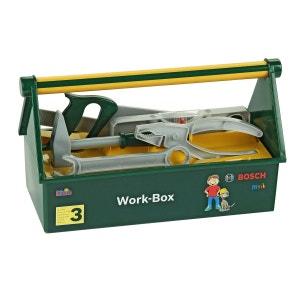 BOSCH La boîte à outils avec accessoires atelier BOSCH