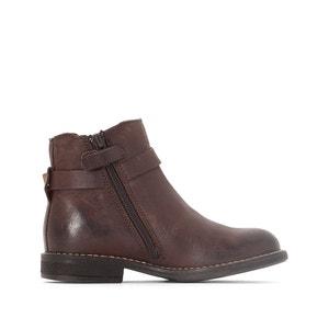 Boots in pelle SMACKUS KICKERS