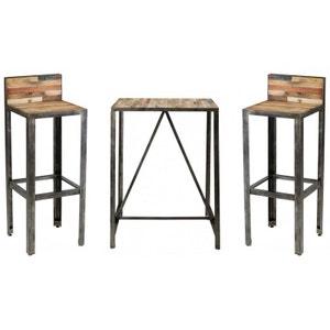 Table bar exterieur la redoute for Table exterieur la redoute