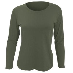 Majestic - T-shirt à manches longues - Femme (S-XL) 5 couleurs SOLS
