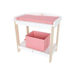 Table à langer jouet bois Hape HAPE