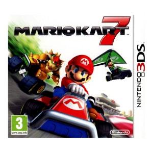 Mario Kart 7 3DS NINTENDO