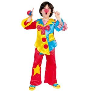 Déguisement Clown : 5/7 ans CESAR