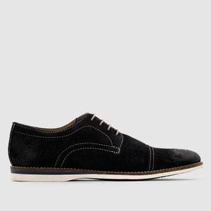 Sapatos estilo derbies Concoct, com atacadores, em pele BASE LONDON