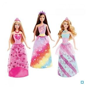 Assortiment Princesse Multicolore - MATDHM49 BARBIE