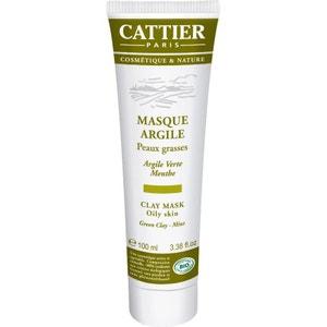 Masque Argile Verte Bio CATTIER