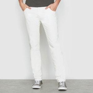 Slim Fit 5-Pocket Jeans SOFT GREY