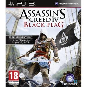Assassin's Creed IV : Black Flag - Bonus Edition PS3 UBISOFT