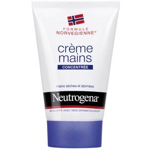 Crème mains - Peaux sèches et abîmées - 50 ml NEUTROGENA