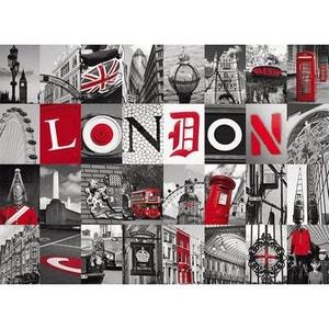 Souvenirs de Londres - Puzzle 500 pièces - RAV87210 RAVENSBURGER