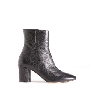 Boots CUIR ROCK Exclusivité Brand Boutique JONAK