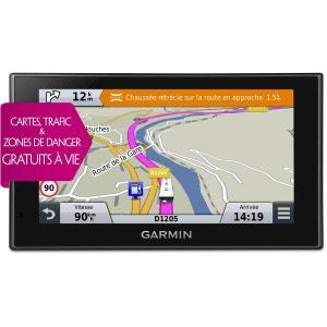 GPS camping-car GARMIN Camper 660 LMT GARMIN