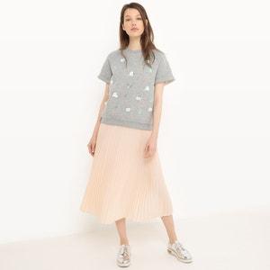 Sweatshirt, runder Ausschnitt, Hauptanteil Baumwolle MADEMOISELLE R