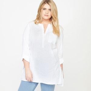 Long-Sleeved Tunic Shirt CASTALUNA
