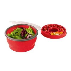 Lunch box salade MEN199R DOMOCLIP